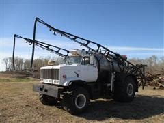 1986 Big Wheels 16-65 No Trac Spray Truck