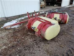 Kuker Saddle Tanks & Mounts