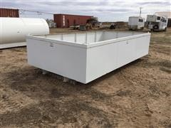 Steel Fuel Containment Box On Skid
