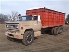 1982 Chevrolet C70 T/A Dump Truck