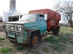 1974 Chevrolet C60 S/A Feed Truck W/ Butler-Oswalt 330 Feed Box