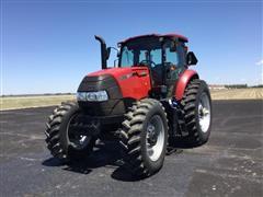 2016 Case IH Farmall 130A MFWD Tractor
