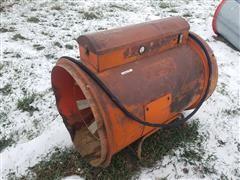 Farm Fans Inc Dry-O-Mation Grain Bin Fan W/Dryer