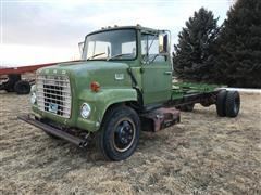 1973 Ford N619 S/A Cab & Chassis