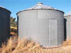 Columbian 3300 Bu Grain Bin