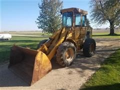 1979 John Deere 444A Articulating Wheel Loader