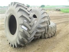 American Farmer/Firestone 24.5X32 Combine Tires