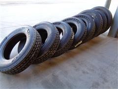 Firestone FD 691 285/75R24.5 - Truck Drive Tires