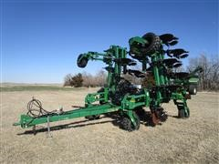 Great Plains NP40A Nutri-Pro 40' Double-Fold Applicator W/JD GreenStar Rate Controller