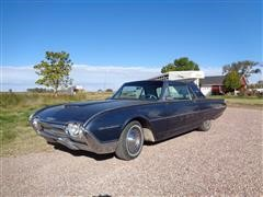 1962 Ford Thunderbird Car