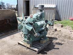 Detroit Diesel 6V71 Detroit Diesel Power Unit