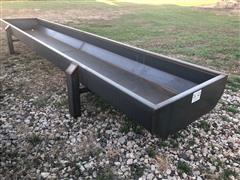 2018 Werkweld FB104520 Steel Feed Bunk