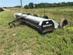 Brady Pull-Type Flail Shredder