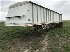 1984 Doonan 42' T/A Grain Trailer