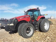 2012 Case IH Magnum 290 Dual MFWD Tractor