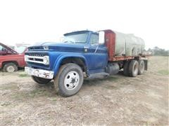 1965 Chevrolet C60 T/A Water Truck
