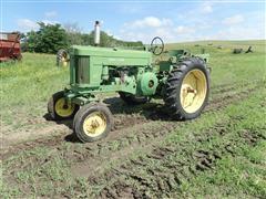 1956 John Deere 60 2WD Tractor