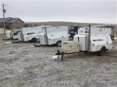 Therm Dynamics Rig Heaters For Parts Or Salvage