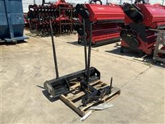 Mahindra Bale Spear Attachments