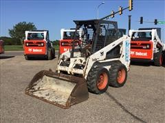 Bobcat 753H Skid Steer