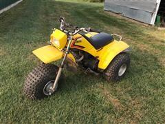 1983 Yamaha Tri Moto 3-Wheel ATV