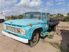 1963 Ford 500 Truck