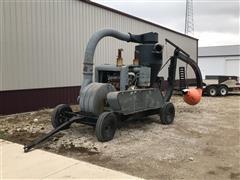 Dunbar Kapple Grain Vacuum