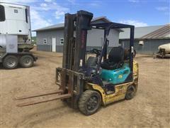 Komatsu FG25 Forklift