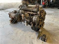 Cummins M11 Motor And Transmission