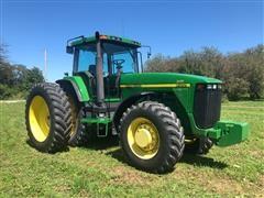 1997 John Deere 8100 MFWD Tractor