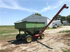 Dakon Gravity Wagon w/Auger
