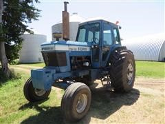 Ford TW-10 2WD Tractor