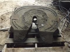 Truck Tractor 5th Wheel Plate