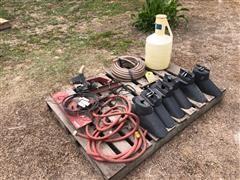 Spraying Equipment Parts