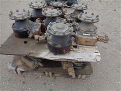 Zimmatic Pivot Gear Boxes