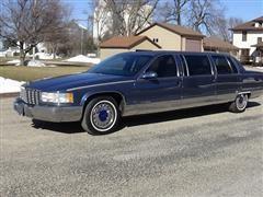 1996 Cadillac Superior Coach Limousine