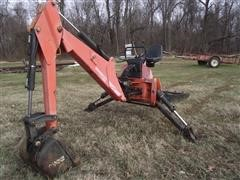 Woods Groundbreaker BH9000 Backhoe Attachment