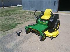 2011 John Deere Z445 Zero Turn Lawn Mower