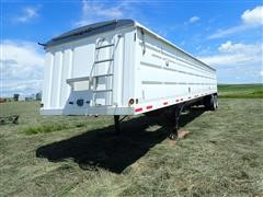 2009 Neville T/A Grain Trailer