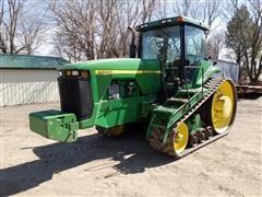 1998 John Deere 8400T Tracked Tractor