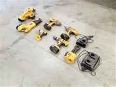 DEWALT 18-Volt Cordless Power Tools