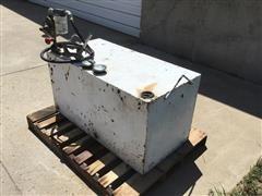 DeeZee 100-Gal Transfer Fuel Tank