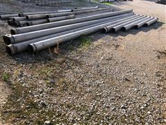 """8"""" Aluminum Mainline Irrigation Pipe"""