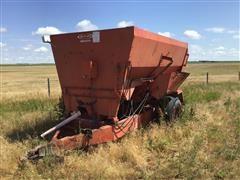 Oswalt/Butler 280 Ensilmixer Feed Mixer Wagon