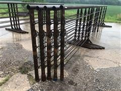 """24"""" Steel Freestanding Livestock Panels"""