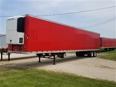 2007 Great Dane T/A Refrigerated Trailer