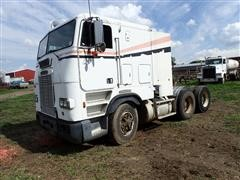 1989 Freightliner COE FLA086 T/A Truck Tractor