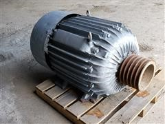 Crocker Wheeler Electric Motor