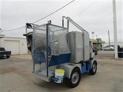 Jim Manufacturing Inc Vader I Self-Contained Mobile Brush Trailer Washing Machine
