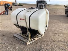 Redball Front Mount 300 Gallon Tank